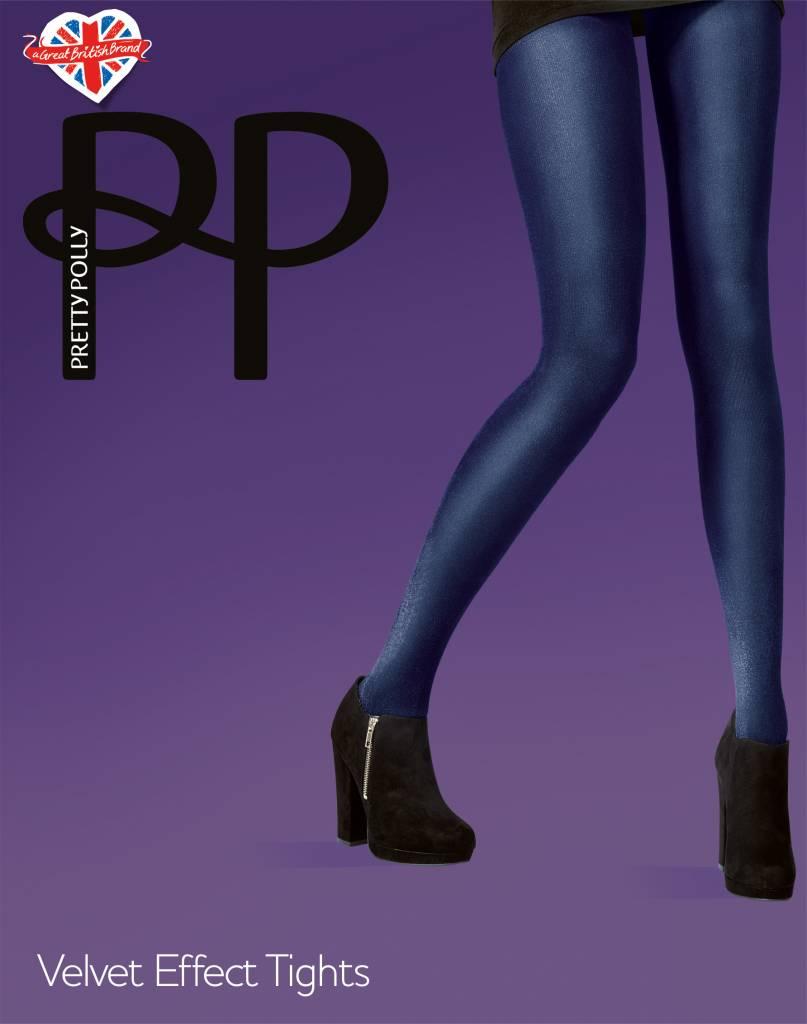 Pretty Polly Velvet Effect Tights