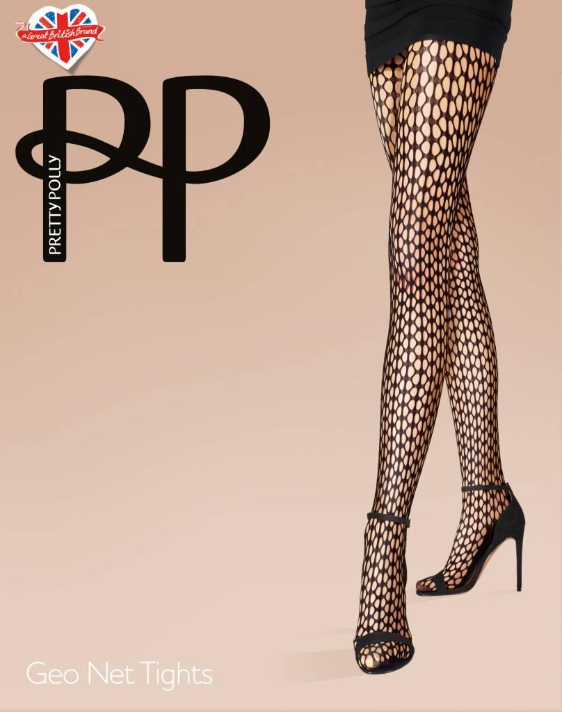 Pretty Polly Geo Fishnet Panty