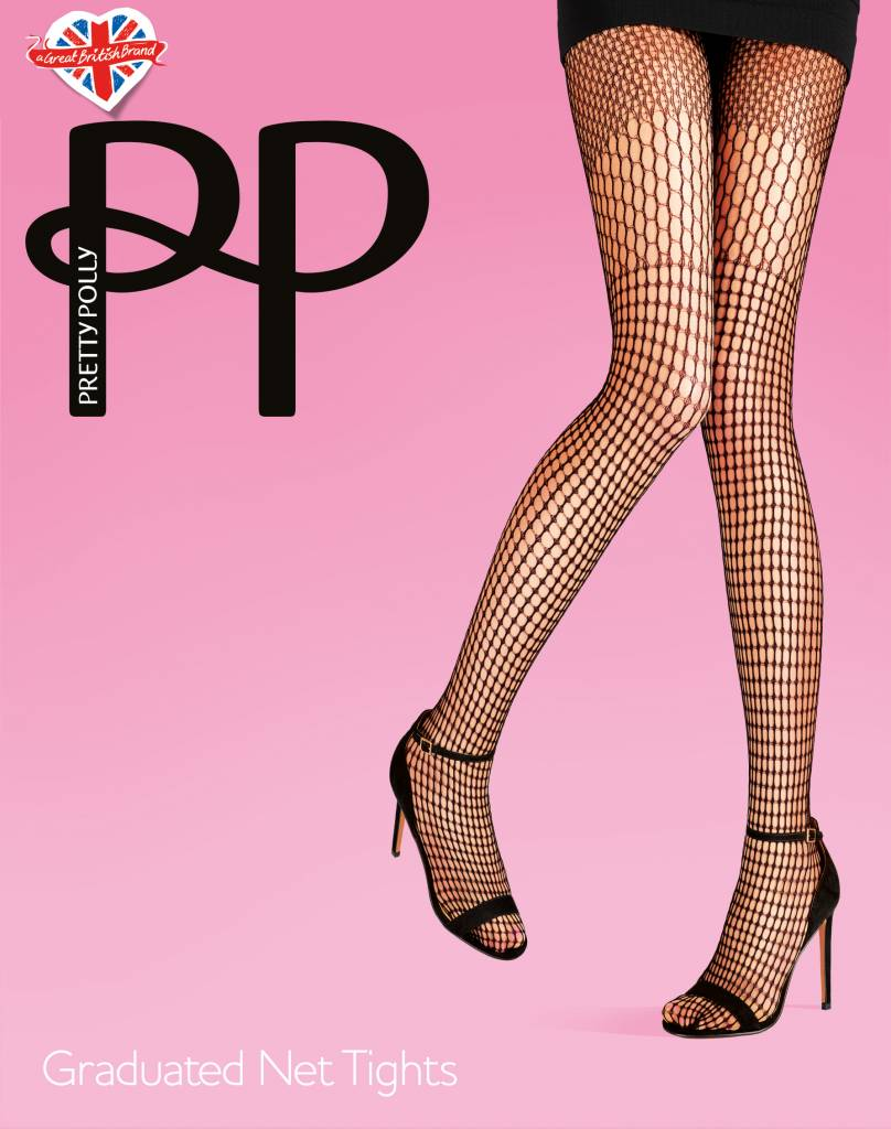 Pretty Polly Graduated Net Panty
