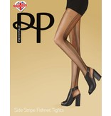 Pretty Polly Side Stripe Fishnet panty
