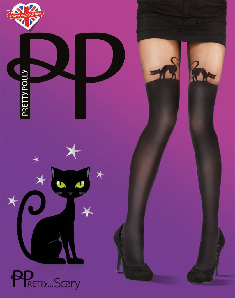 Pretty Polly Cat Panty