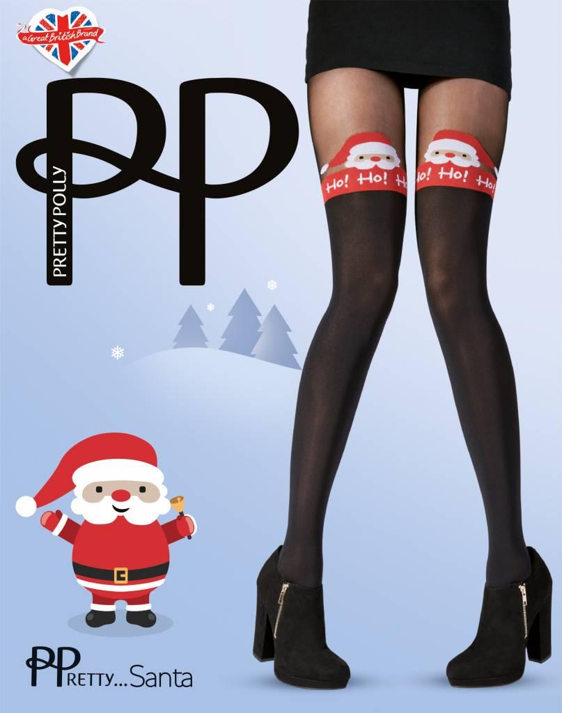 Pretty Polly Jolly Santa Tights