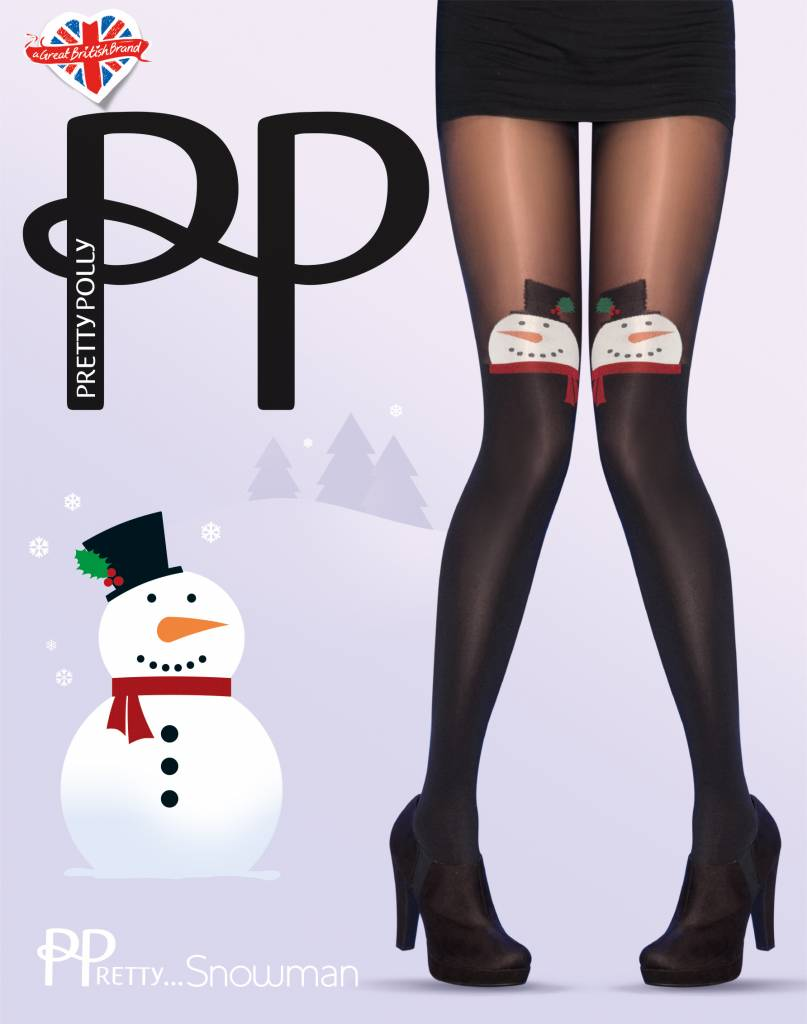 Pretty Polly Frosty Tights