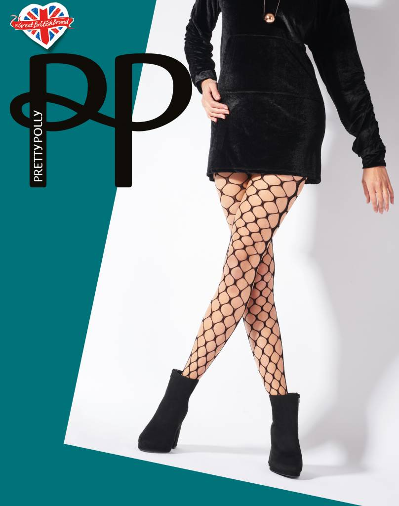 Pretty Polly Very Large Net Panty