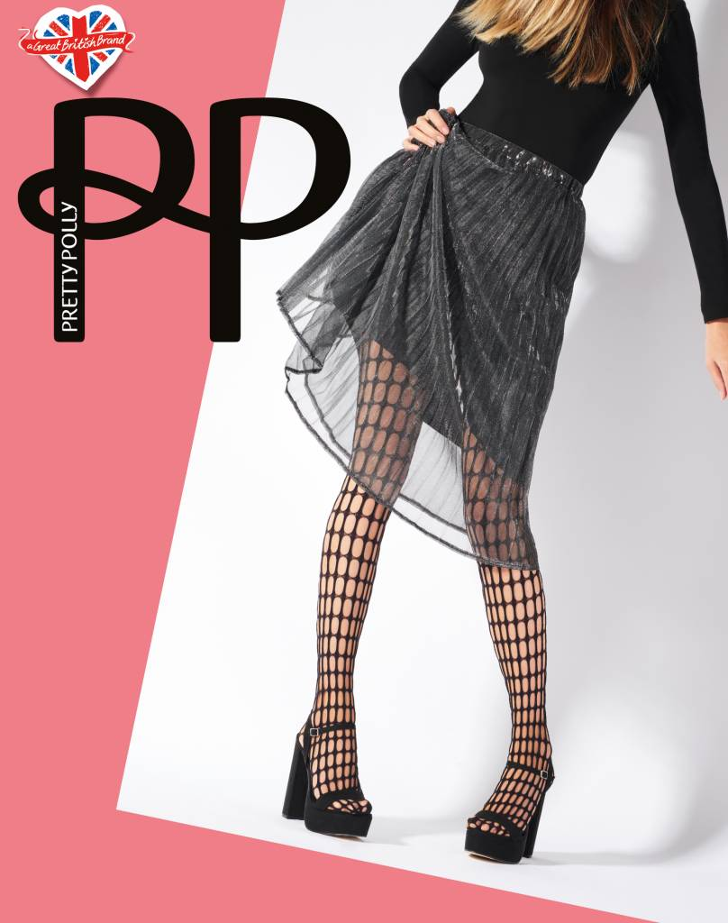 Pretty Polly Pretty Polly Oblong Net Panty