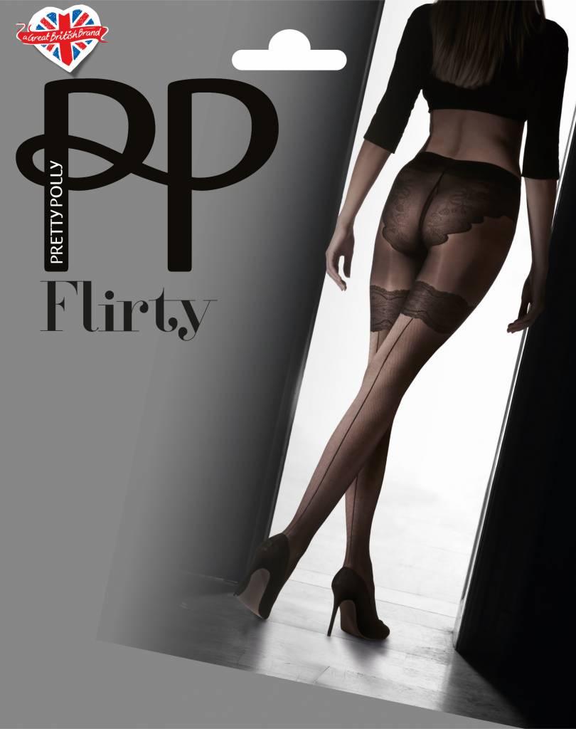 Pretty Polly Flirty Naad Panty met Body detail