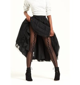 House of Holland Zig Zag Net Tights