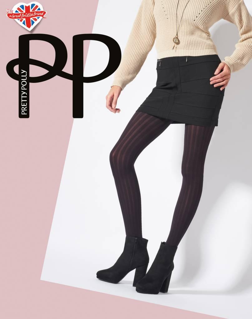 Pretty Polly Pretty Polly Soft Ribbed Panty