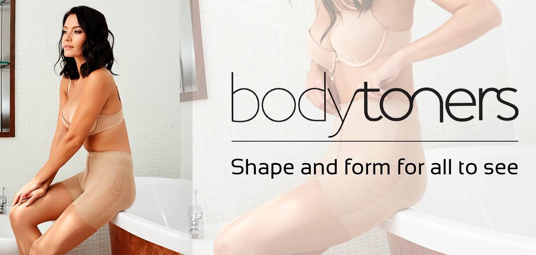 Bodytoners panty's
