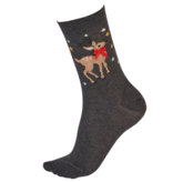 Pretty Polly Pretty Polly Reindeer socks