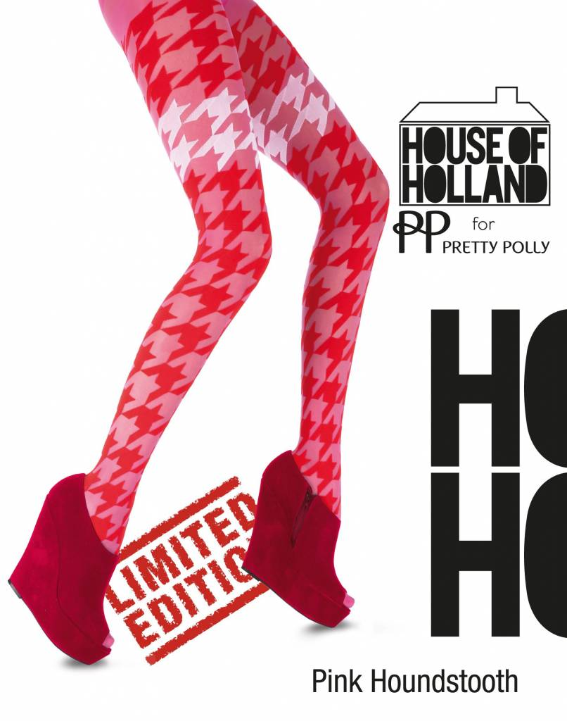 House of Holland Dog Tooth Panty