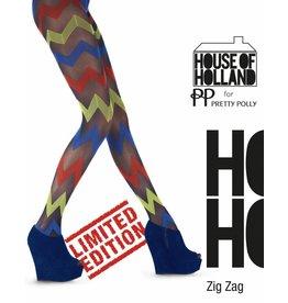 House of Holland Zig Zag Panty