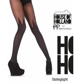 House of Holland Spike Mock Hold Up Panty