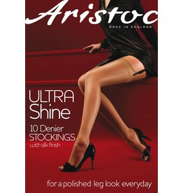 Aristoc 10D. Ultra Shine Kousen