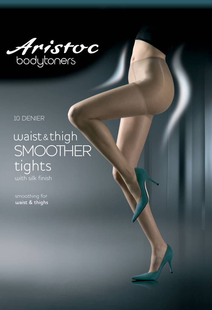 Aristoc 10D. Waist & Thigh Smooter Panty