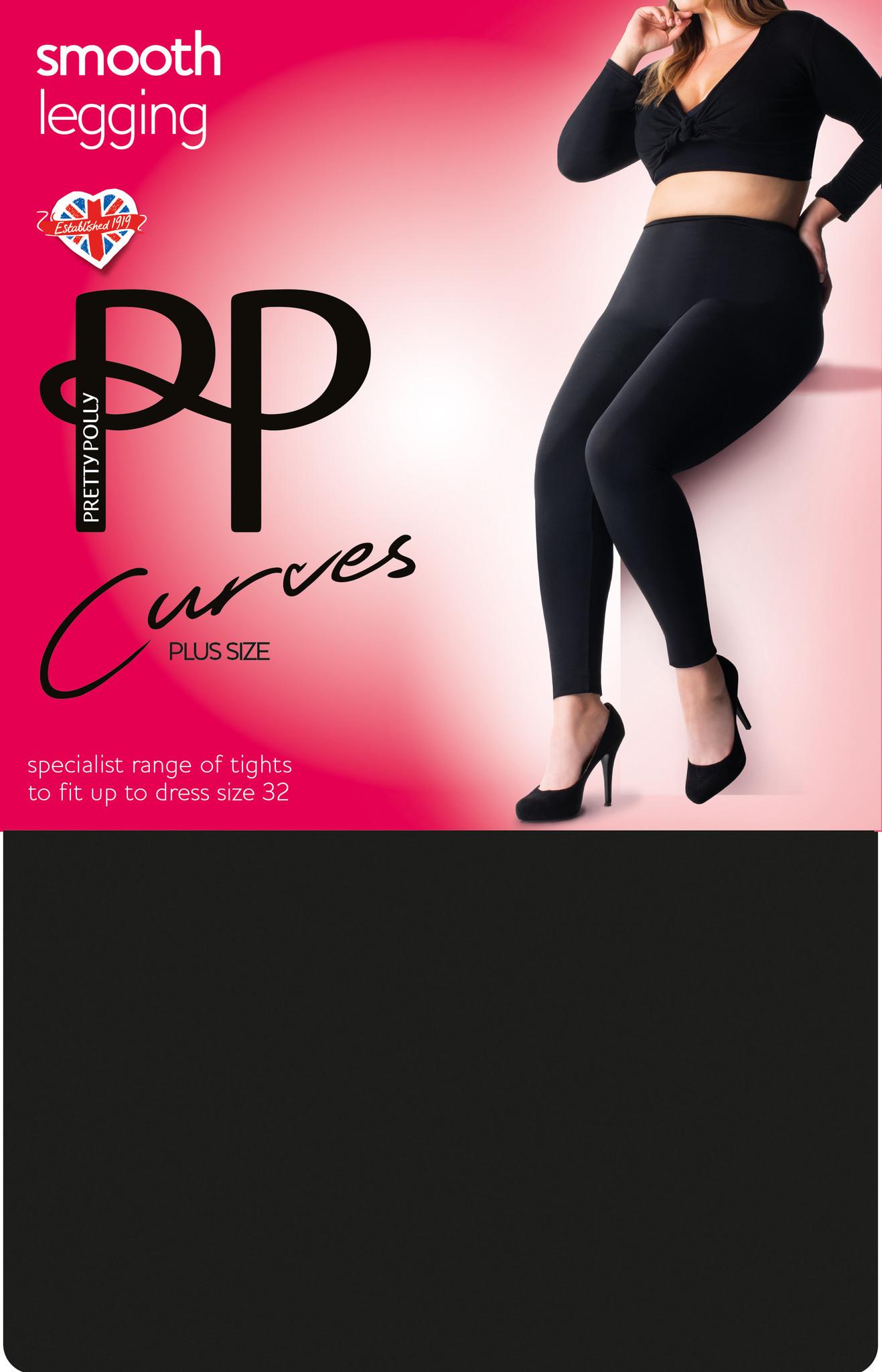 Pretty Polly Pretty Polly Stripe Fall Down Anklets 1PP - Zwart - One Size