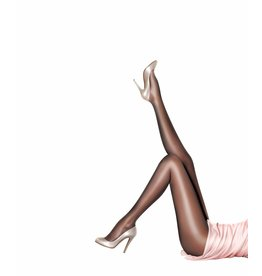 """Pretty Polly 10D. """"Nylons"""" Gloss Tights"""