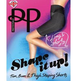 Pretty Polly Long Line Shaper Shorts