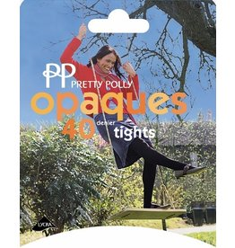 Pretty Polly 40D. Opaque Tights