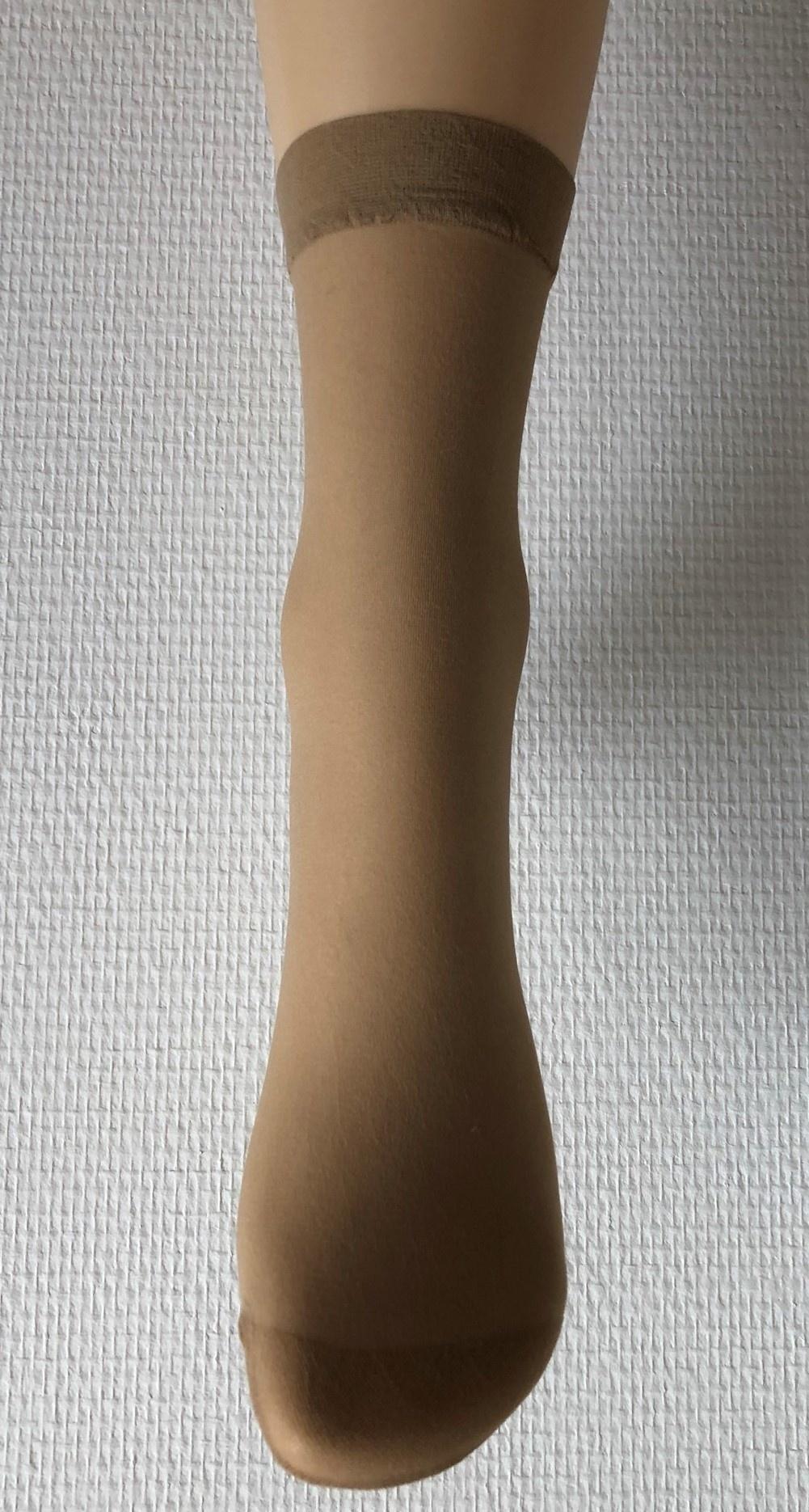 Pretty Polly Pretty Polly Silverfresh 15D. AnkleHighs (3 pair)