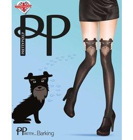 Pretty Polly Puppy Suspender Tights