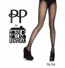 House of Holland Chevron Tights