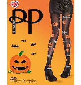 Pretty Polly Halloween Pumpkins Tights