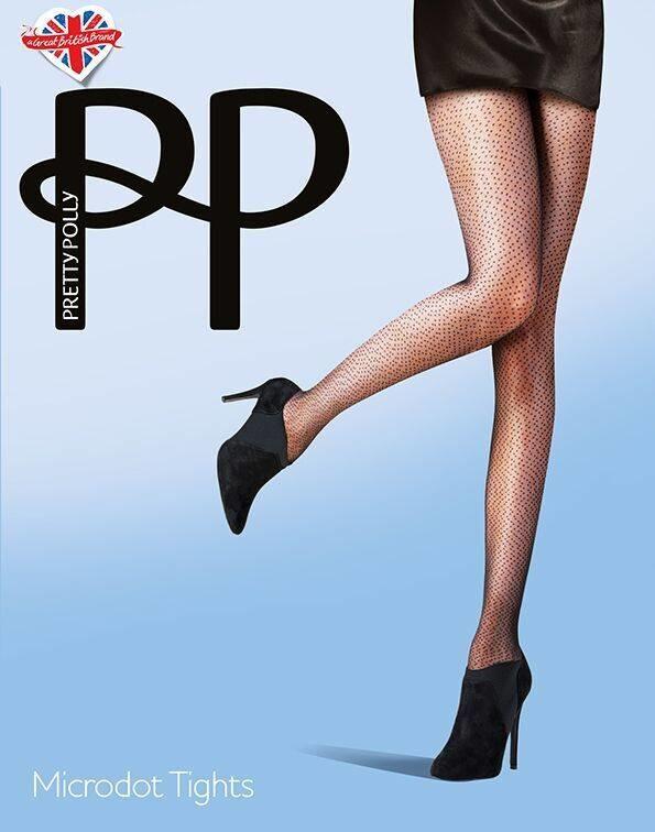 Pretty Polly Pretty Polly Microdot Tights