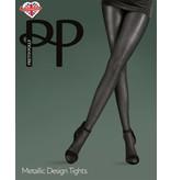 Pretty Polly Pretty Polly Metallic Design panty