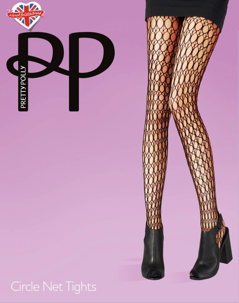Pretty Polly Pretty Polly Circle Net Tights