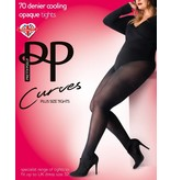 Pretty Polly Pretty Polly Curves 70 denier Cooling Opaque Tights
