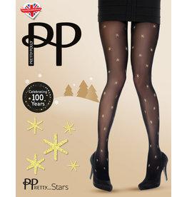 Pretty Polly X-Mas All Over Star Tights