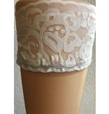 Pretty Polly Pretty Polly Bridal Lace Top Hold Ups One Size