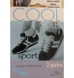 Pretty Polly Cool Soles sporties