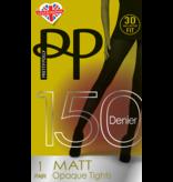 Pretty Polly Pretty Polly 150 Denier 3D Matt Tights