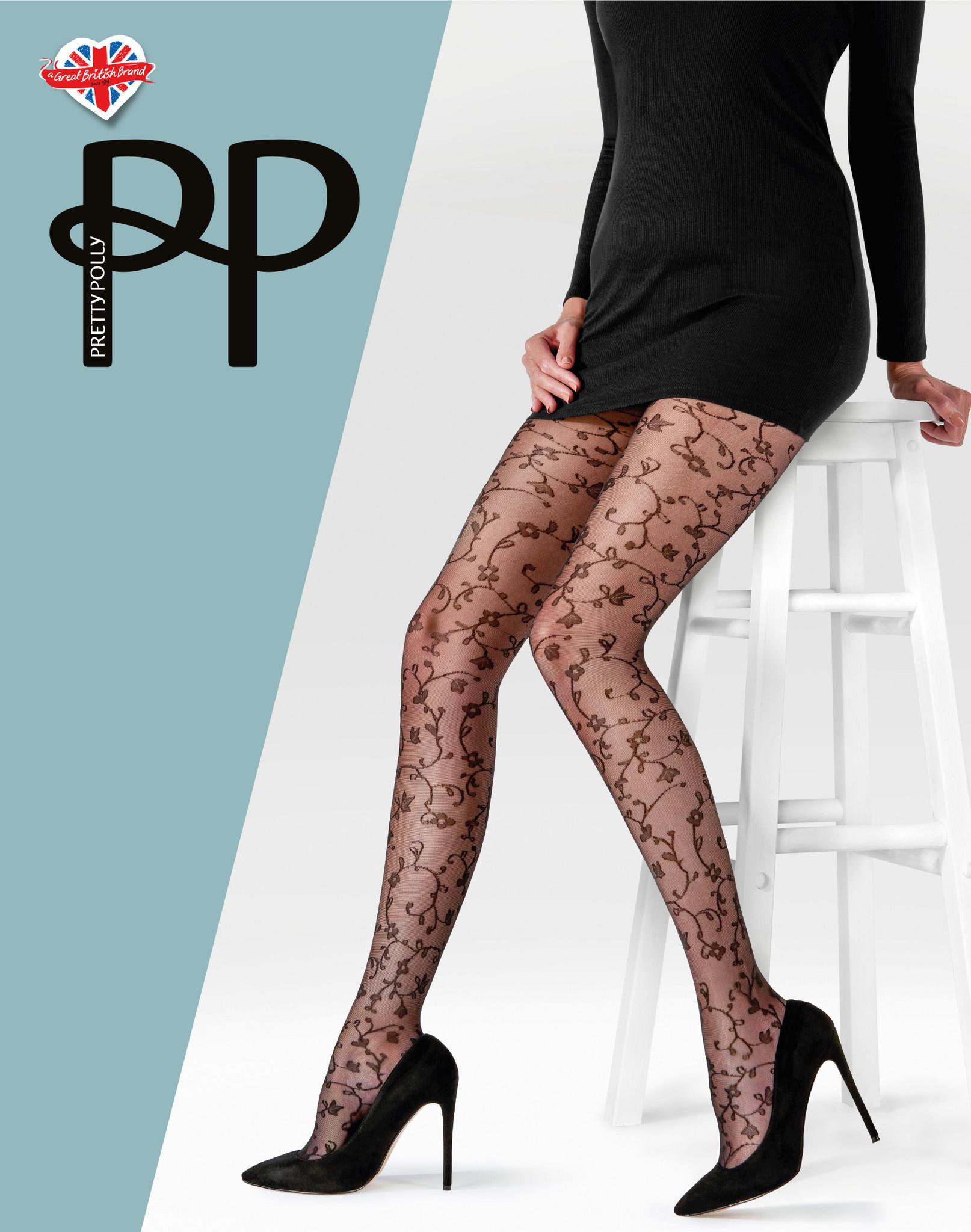 Pretty Polly Pretty Polly floral tights