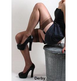 Clio 15D. Nylon suspender Stockings