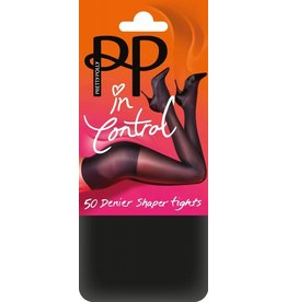 Pretty Polly 50D. Opaque Shaper Tights