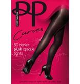 Pretty Polly 60D. Opaque Plush Panty