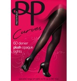 Pretty Polly 60D. Opaque Plush Tights