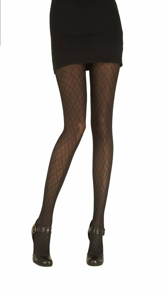 Pretty Polly Fashion Tangled Cable Panty