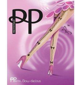 Pretty Polly Pretty Bow Dacious Tights