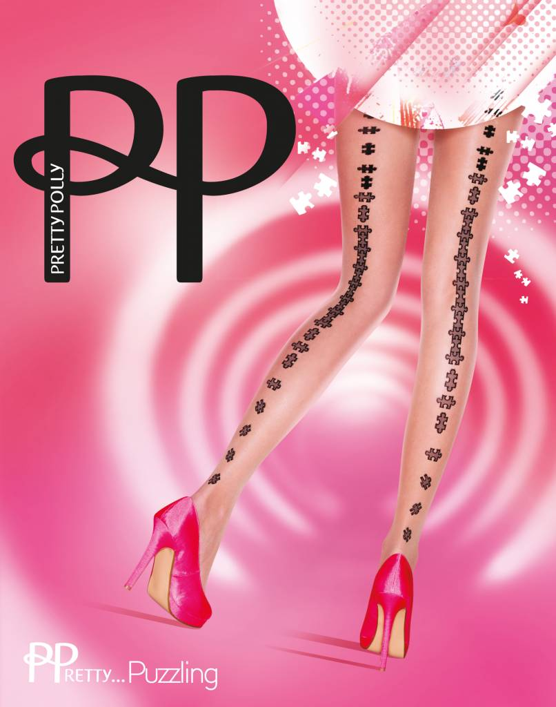 Pretty Polly Puzzle Naad Panty