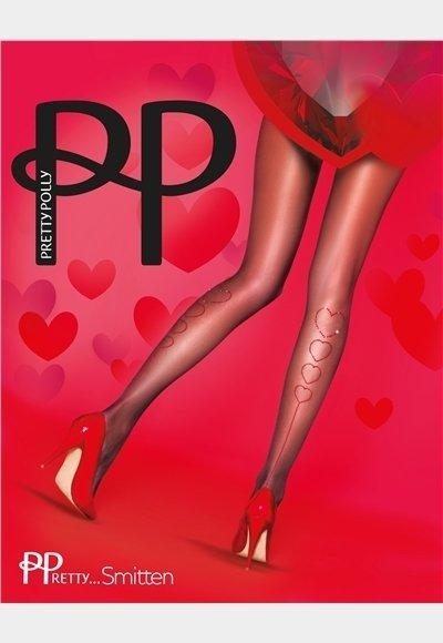 Pretty Polly Hearts Back Panty