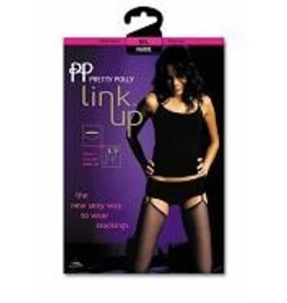 Pretty Polly 10D. Link Up Kousen