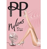 "Pretty Polly 10D. ""Nylons"" glans panty"