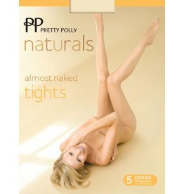 """Pretty Polly 5D. """"Naturals"""" Almost Naked zomer Panty"""