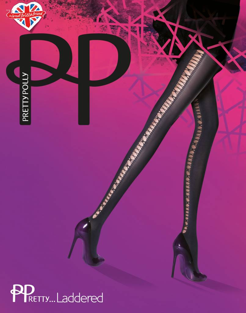 Pretty Polly Pretty Ladderback Panty