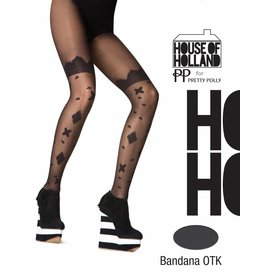 House of Holland Bandana Over the Knee Panty