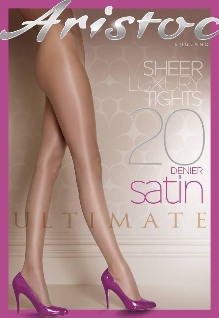 Aristoc 20D. Ultra Satin Panty